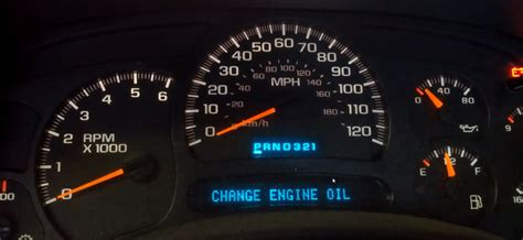 reset oil change light chevrolet silverado 1500 1999 present how to reset change