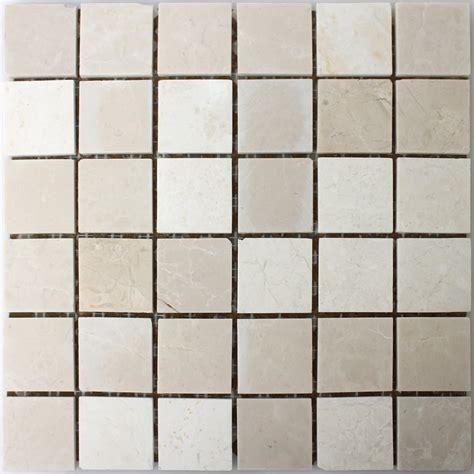 mosaic tiles travertine beige br88516
