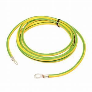 Cable De Terre 25mm2 : c ble de liaison terre 3m coss la bs ~ Dailycaller-alerts.com Idées de Décoration