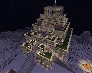 Ziggurat (Server Spawn) Minecraft Project