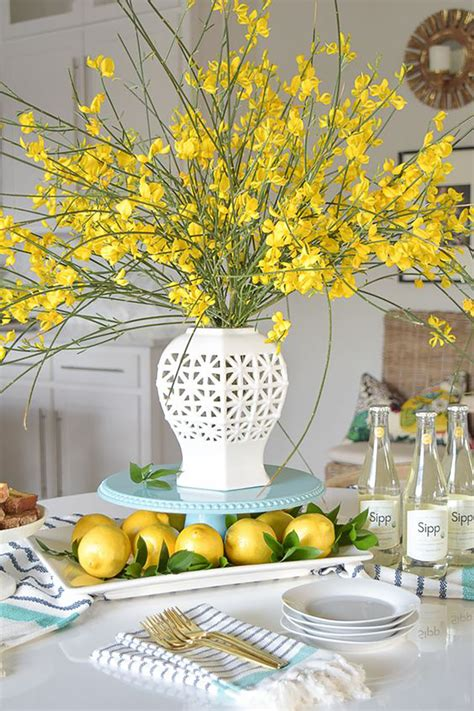and easter tablescapes