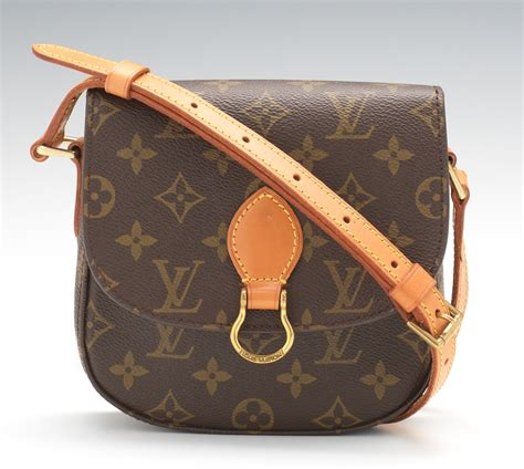 louis vuitton monogram canvas st cloud cross body bag