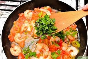 Gefrorene Garnelen Zubereiten : garnelen oder shrimps zubereiten wikihow ~ Watch28wear.com Haus und Dekorationen