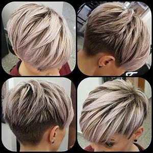 30+ Latest Shor... Short Hairstyles 2019