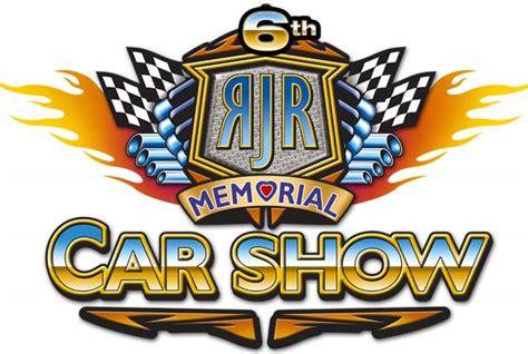 Rjr Memorial Car Show Logos