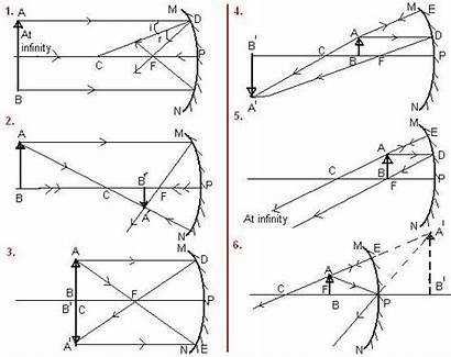 Ncert Mirror Formation Convex Class Physics Cbse