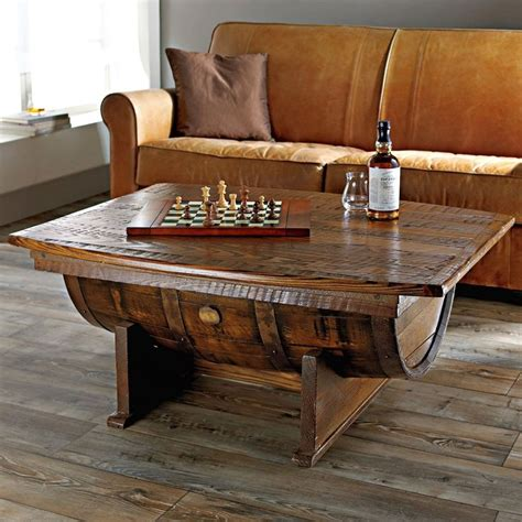 The cheapest offer starts at £10. storage chest coffee table uk Download-Coffee Table Half Barrel Coffee Table With St… in 2020 ...