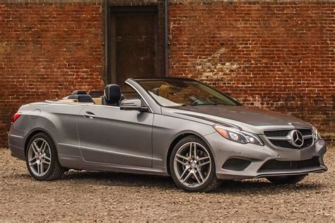 mercedes classic 2017 2017 mercedes benz e class convertible pricing for sale