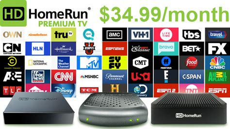 Hdhomerun Now Offers 45 Cable Channels For .99 A Month
