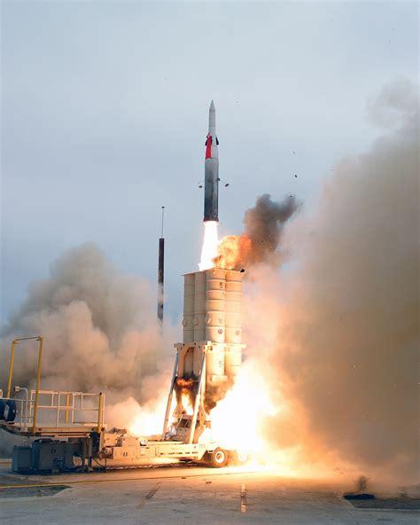 Arrow (israeli Missile)
