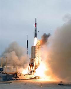 Arrow (Israeli missile) - Wikipedia