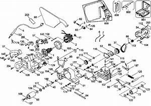 Porter Cable Belt Sander Parts Diagram