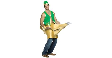 Genie In A Lamp Funny Halloween Costumes For Guys