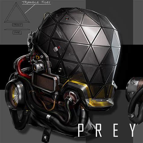 fred augis prey space helmet