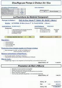 Prix Pompe A Chaleur Air Eau : pompe a chaleur devis bande transporteuse caoutchouc ~ Premium-room.com Idées de Décoration