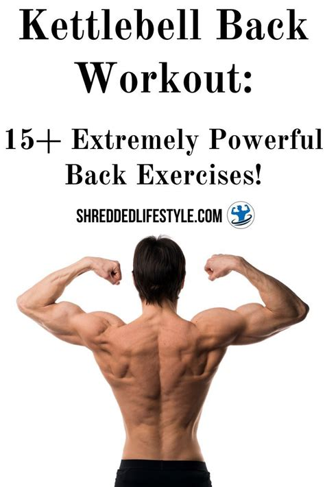 kettlebell workout exercises training workouts