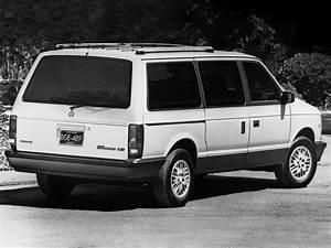 Dodge Caravan Specs  U0026 Photos - 1983  1984  1985  1986  1987  1988  1989  1990