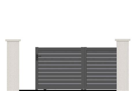 portail coulissant 3m portail coulissant diademe portail aluminium coulissant contemporain