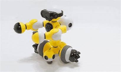 Robots Modular Loading