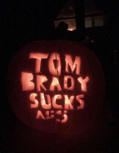 Happy Halloween Fuck Tom Brady Buffalobills