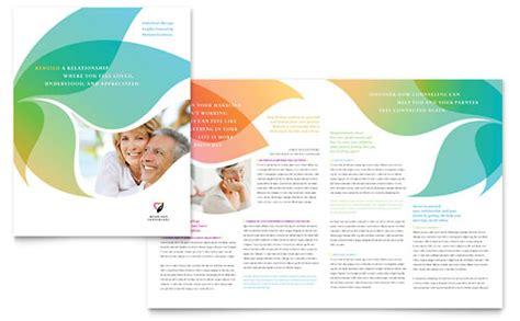medical health care brochures templates designs