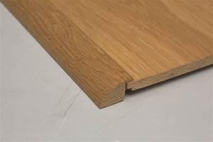 Barre De Seuil Autocollante : barre de seuil 18 x 35 mm ch ne massif parquets de 18 mm ~ Premium-room.com Idées de Décoration