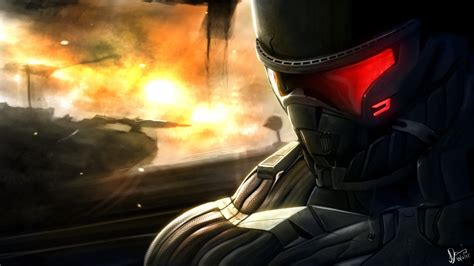 crysis  fan art wallpapers hd wallpapers id