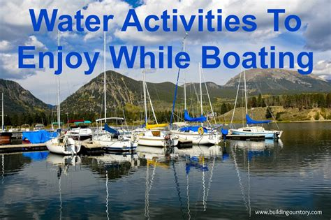 Best Boating Lakes by Best Boating Lakes In Colorado Building Our Story