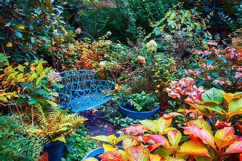 Garten Winterfest Machen Was Im Herbst Pflanzen