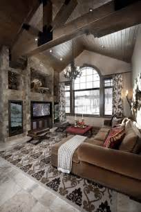 rustic home interior gorgeous up at the cabin