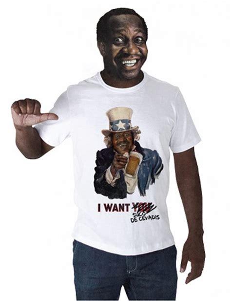 Fotos Camisas divertidas do Mussum