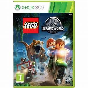 Lego Jurassic World Xbox 360 Game Ozgameshopcom
