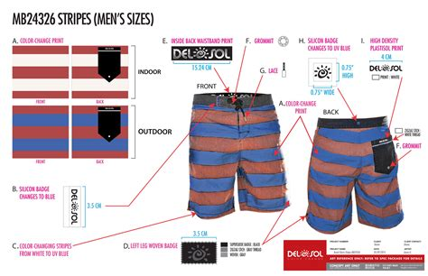 tech pack ag design graphics websites photography creative 187 board shorts tech pack