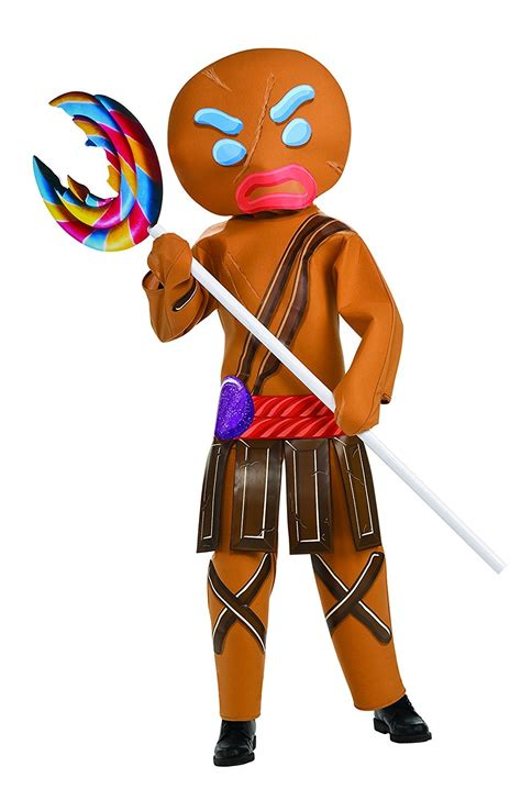 Fortnite Gingerbread Men Pictures to Pin on Pinterest - PinsDaddy
