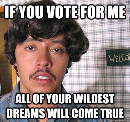 Vote For Pedro Meme - christians and conservatives let god be god slowfacts