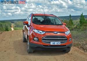 Ford Ecosport Titanium : 2014 ford ecosport ecoboost review video performancedrive ~ Medecine-chirurgie-esthetiques.com Avis de Voitures