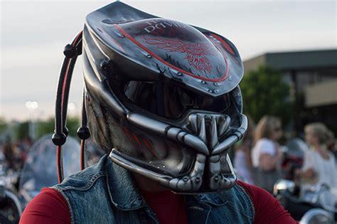 halloween motorcycle helmets