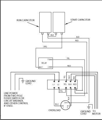 Well Pump Noisy Tripping Overload Electrical Diy