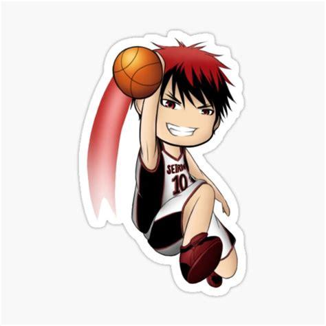 kurokos basketball stickers redbubble