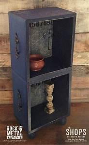 dresser drawer made into shelves shared via fb shed to