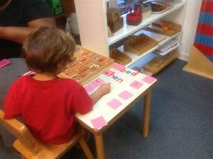 Montessori Primary (3 to 6 years)