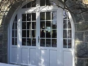 pleneuf val andre magnifique porte fenetre vitree With porte de garage et porte a petit carreaux