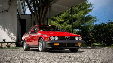 Alfa Romeo Gtv6 Balocco Stays Sharp Autoweek