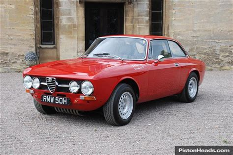 Alfa Romeo 1750 Gtv For Sale by Used 1970 Alfa Romeo Gtv For Sale In Buckinghamshire