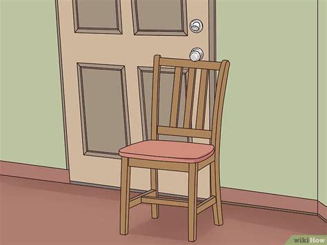 manieres de verrouiller une porte wikihow