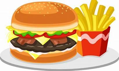 Transparent Clipart Junk Background Fat Hamburger Chips