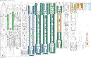 Msc Divina Deck Plan 10 by Msc Musica Deck Plans Diagrams Pictures