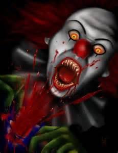 Scary Evil Clowns