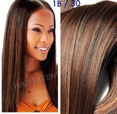 30 hair color 30inch 1b and 30 mixed piano hair color 50 percent 1b