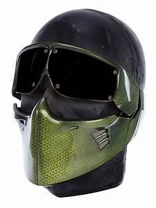 Green Goblin Motorcycle Helmet - Best Helmet 2017